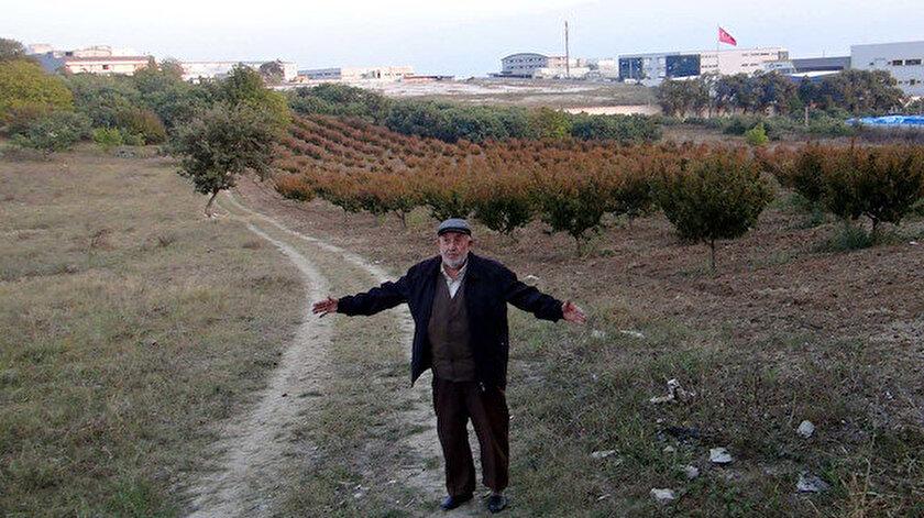 75 yaşındaki Mehmet Ali Cengiz, yaşadıklarını anlattı.