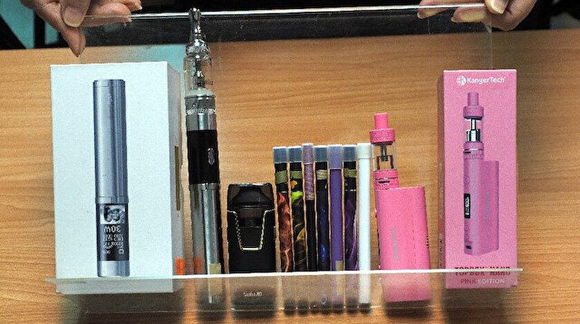 Çin elektronik sigara satışında dünyanın en büyük pazarına sahip.
