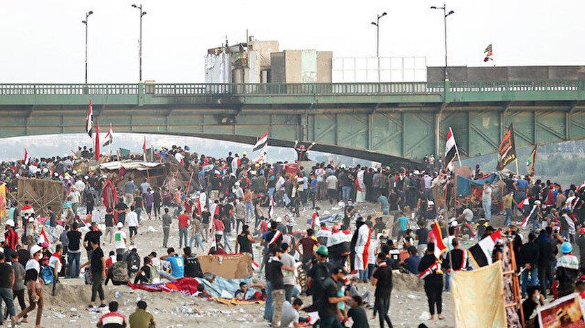 Irak'ta tansiyon düşmüyor
