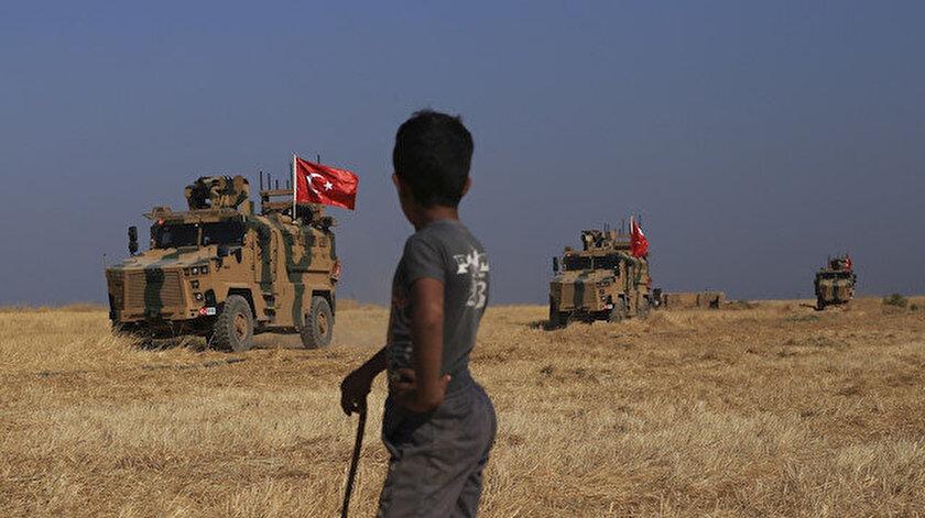 TSK ve Rus ordusu arasında gerçekleşen devriye faaliyeti Fırat'ın doğusundaki bölgelerde başladı.
