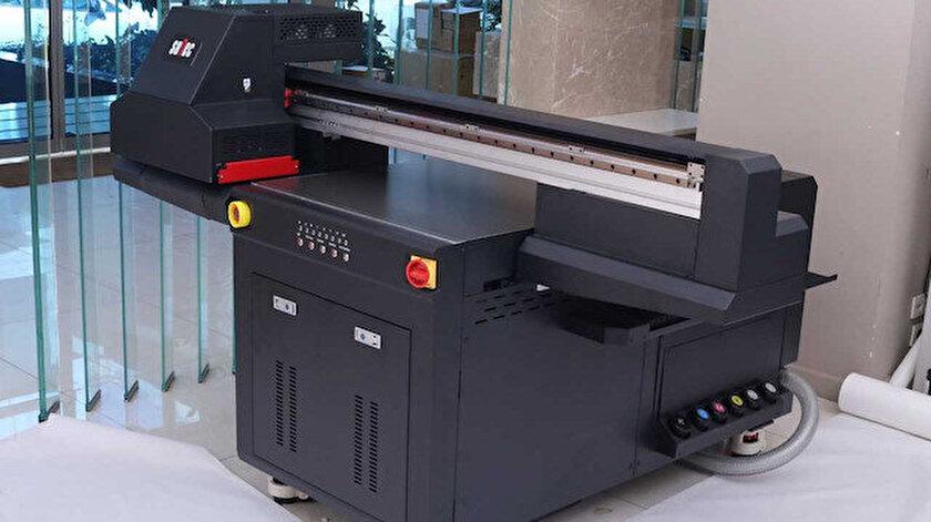 SUTEC markası ile dijital baskı makinesi satışa sunuldu.