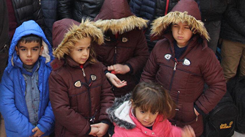 Avrupa'ya geçen sığınmacılar. (Arşiv)