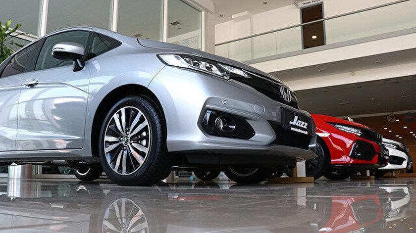 Taşıt kredisi kampanyası otomobil satışlarını katladı.