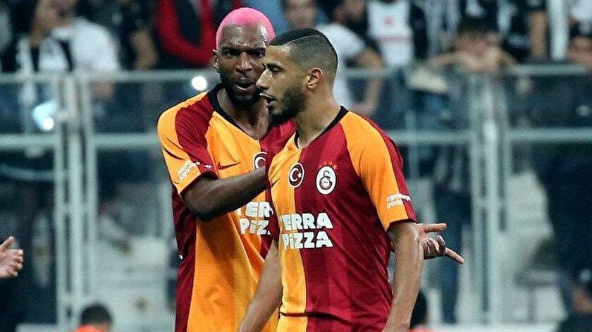 Babel ve Belhanda, Galatasaray'daki performansı en çok eleştiri alan futbolcular arasında yer alıyor.