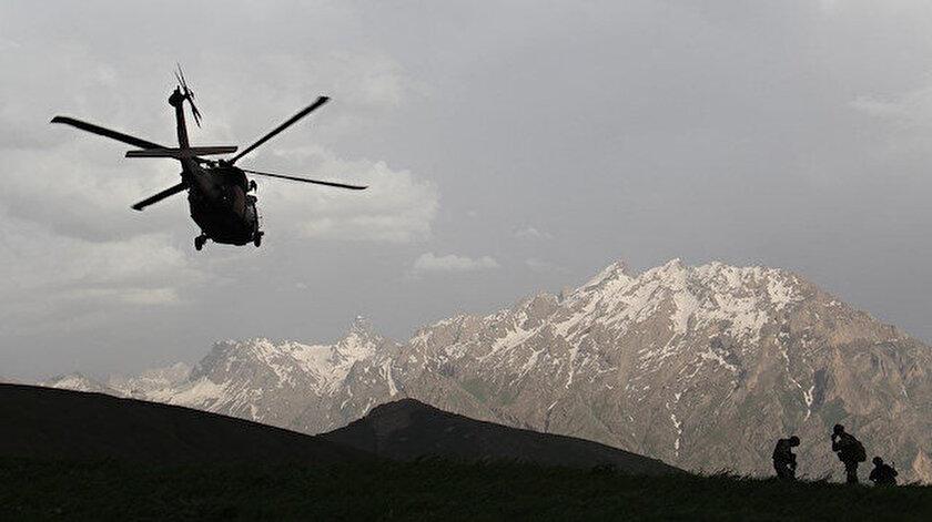 Hava destekli operasyonda 7 terörist etkisiz hale getirildi.