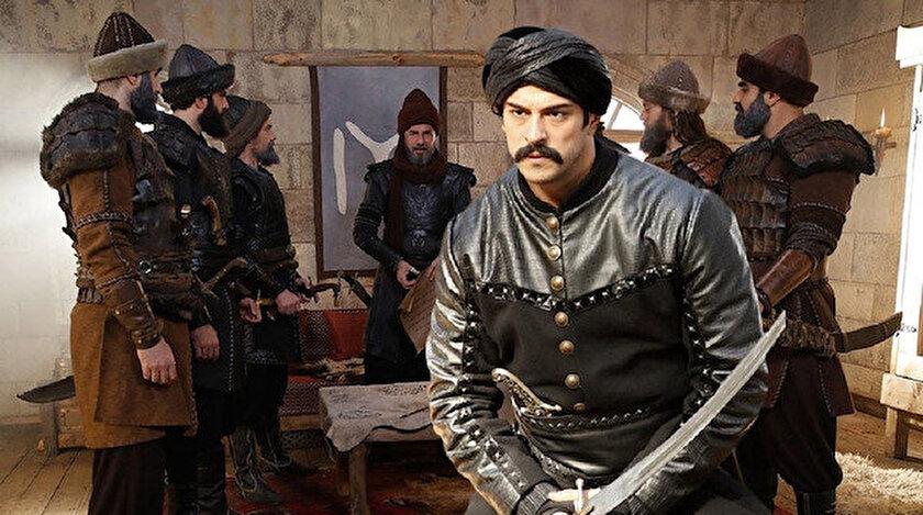 Osman karakterini canlandıran Burak Özçivit