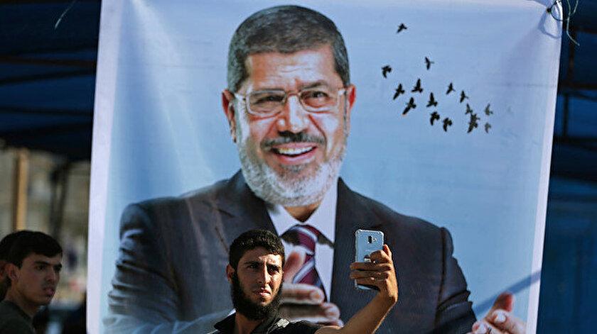 Mısır'ın ilk seçilmiş Cumhurbaşkanı Muhammed Mursi, 17 Haziran 2019'da şehit olmuştu.