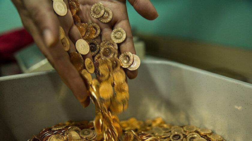 Türkiye Cumhuriyet Merkez Bankası (TCMB), dünya merkez bankaları arasında 3'üncü çeyrekte en fazla altın alan merkez bankası oldu