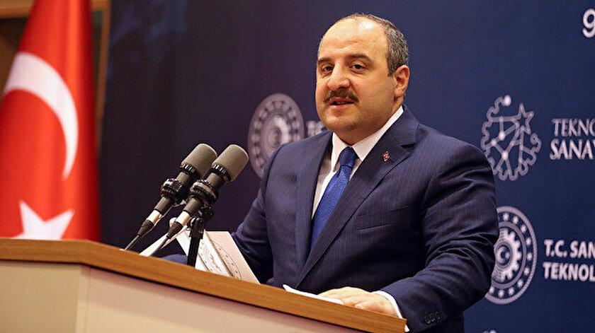 Sanayi ve Teknoloji Bakanı Mustafa Varank Malatya'da konuştu.