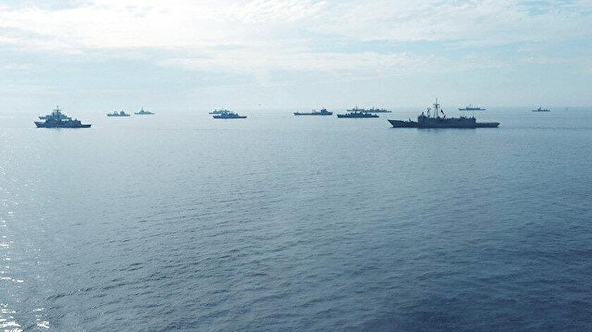 Deniz Kuvvetleri tatbikatı