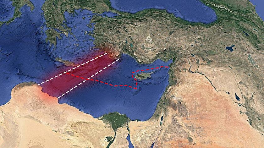 Türkiye ile Libya arasında tarihi anlaşma: Doğu Akdenizdeki Yunan işgaline son verecek
