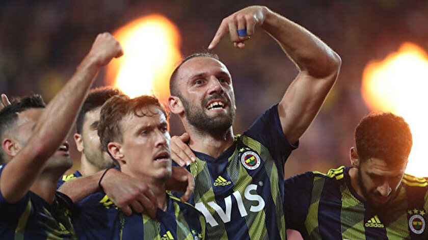 Vedat Muriqi ve Max Kruse ikilisi, sarı-lacivertli formayla toplamda 7 gol 6 asistlik performans sergiledi.