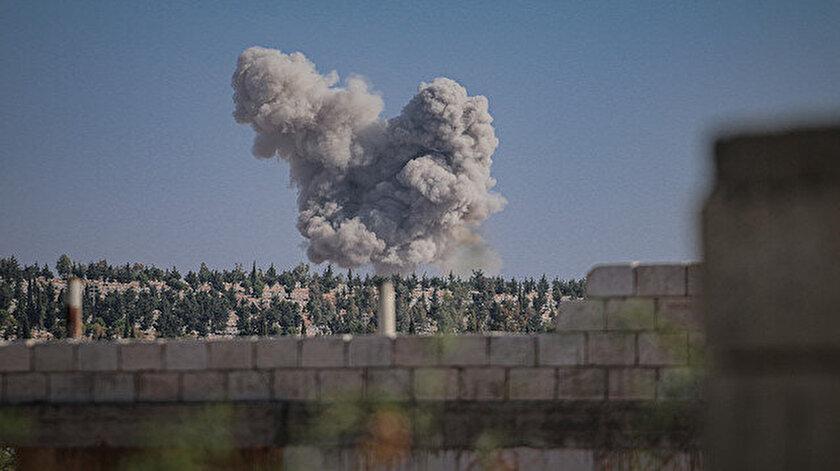 Beşşar Esed rejimi ve destekçisi Rusya'nın saldırıları devam ediyor.