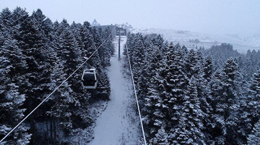 Uludağ, kış turizminin en önemli ikonu haline geldi.