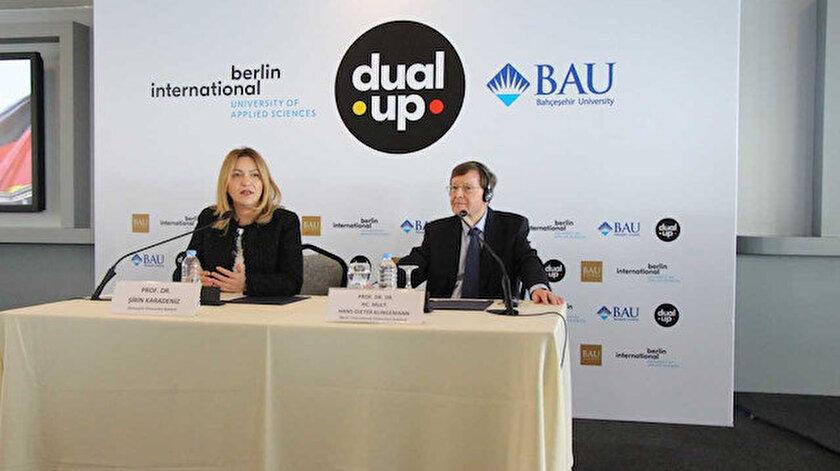 'Dual Up' sistemi, BAU'da düzenlenen programla tanıtıldı.