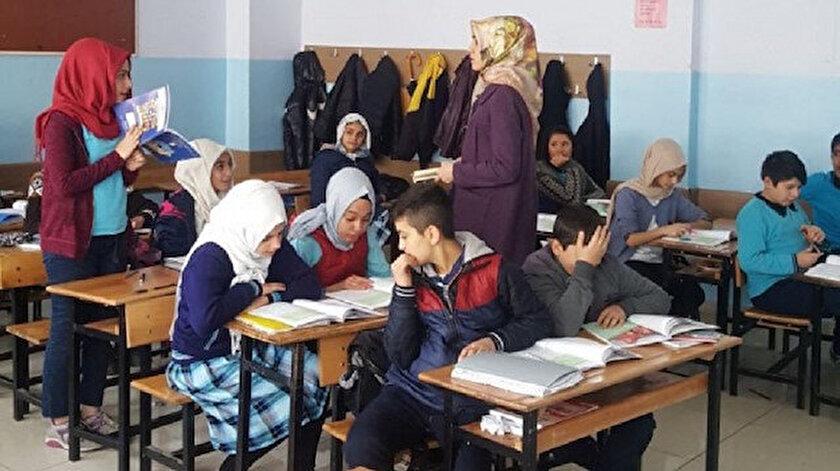 Fotoğraf: Arşiv / Bir İmam Hatip Ortaokulu