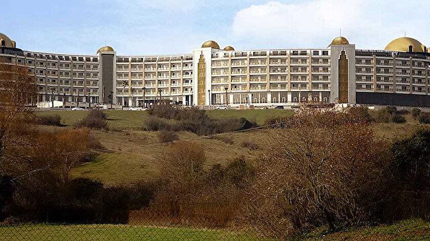 Terma City Termal Otel ve Spa Merkezi konseptinde; Yalova ili Termal İlçesi Akköy 'de 3 etap şeklinde yer alıyor.