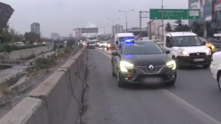 Yasak olmasına rağmen bazı araçlarda tepe lambası kullanımı başladı.