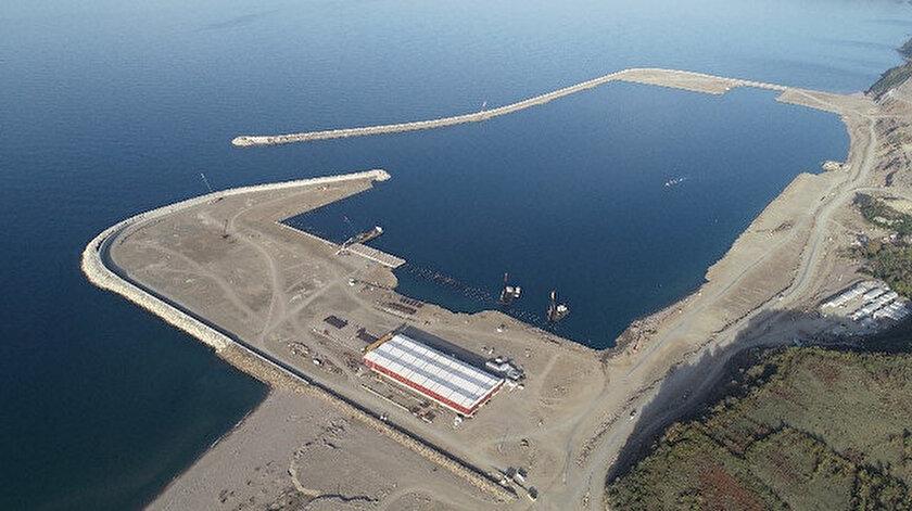 Filyos Liman Projesi