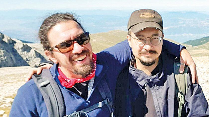 Mert Alpaslan ve Efe Sarp