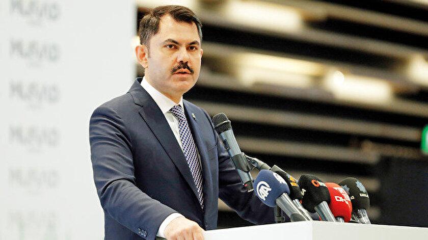 Çevre ve Şehircilik Bakanı Murat Kurum kentlerin ekololojik ve sürdürülebilir bir yaklaşım içinde yeniden ele alındığını söyledi. Bu amaçla, şehirlerin kimliklerinin sağlıklı bir çevre ile değerlendirildiğini aktardı.