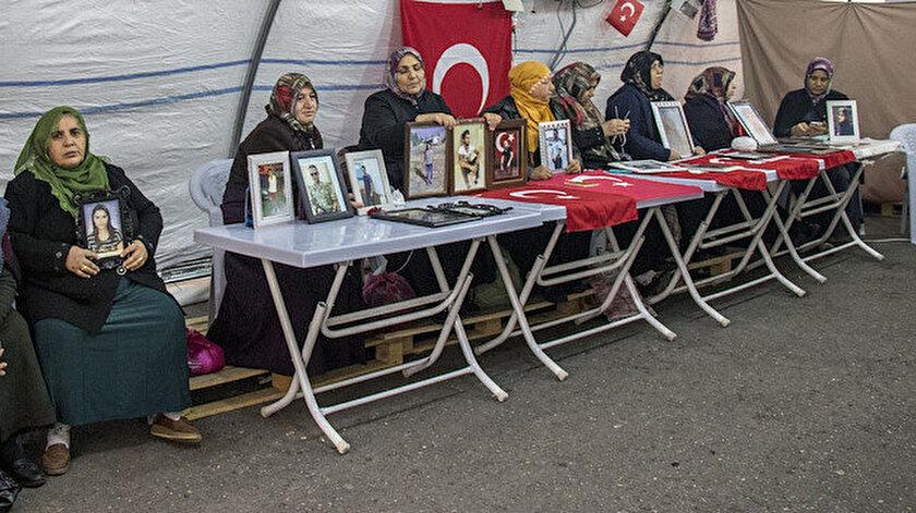 Diyarbakır annelerinin evlat nöbeti 98'inci gününde devam ediyor.