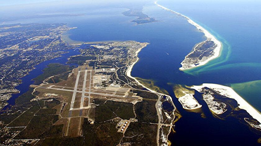ABD'nin Florida'daki Donanma Hava İstasyonu Pensacola