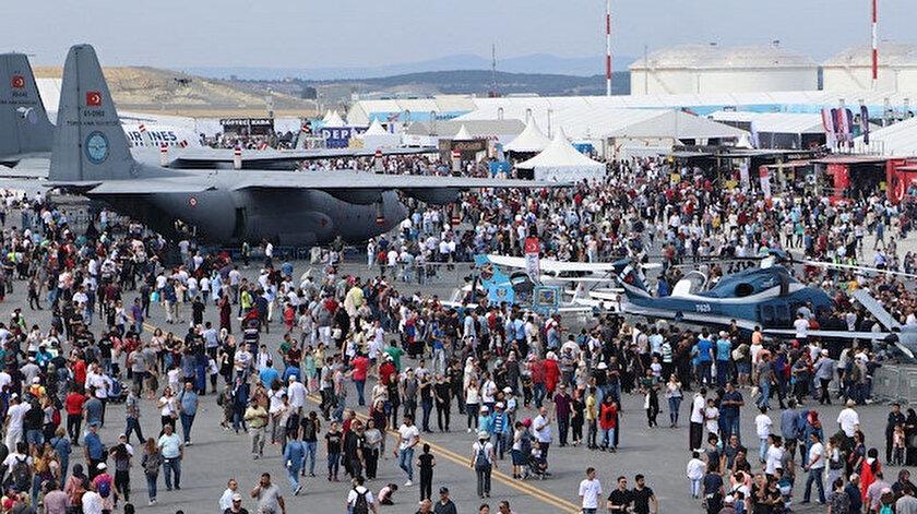 TEKNOFEST 2020 Gaziantep'te düzenlenecek.
