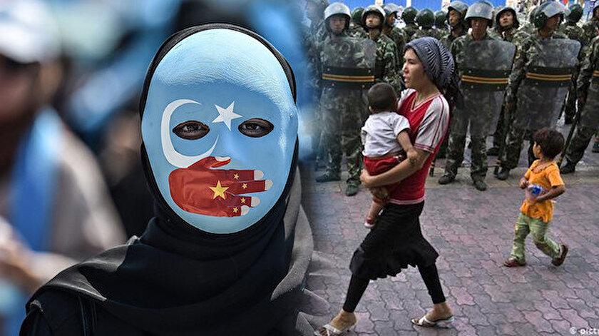 Çin Uygurlara karşı uyguladığı sistematik işkencenin boyutlarını artırıyor.