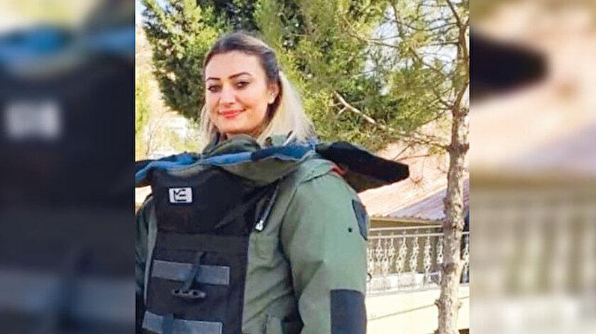 Şehit Esma Çevik
