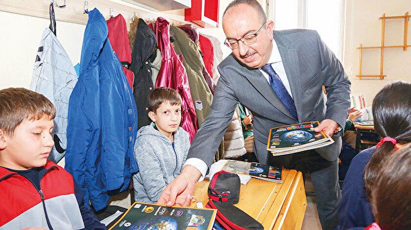 Meram Belediye Başkanı Mustafa Kavuş