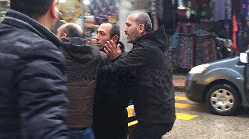 Vatandaşlar, Ceren'in katili Özgür Arduç'a saldırarak, linç girişiminde bulunmuştu.