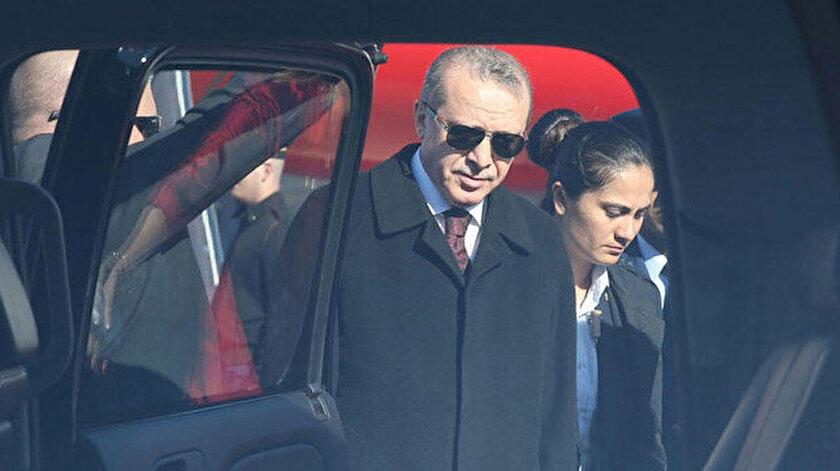Yerli otomobilin Cumhurbaşkanı Recep Tayyip Erdoğan'ın test sürüşü ile tanıtılması bekleniyor.
