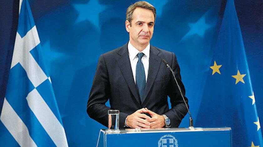 Avrupa ülkelerinden Türkiye'ye yönelik 'çok güçlü bir tepki' bekleyen Yunanistan Başbakanı Kiriakos Miçotakis, Brüksel'de aradığını bulamadı.