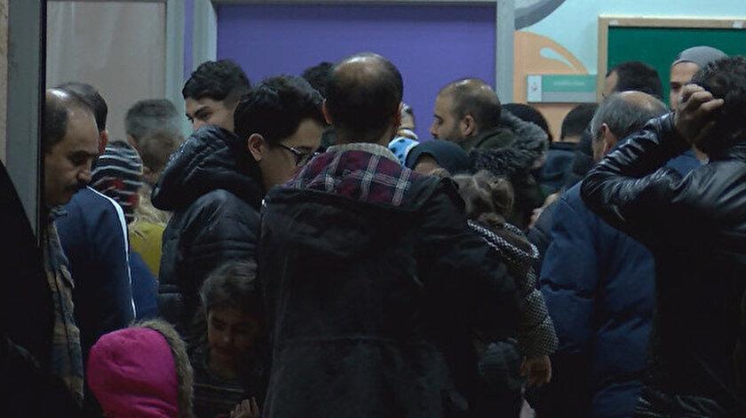 İstanbulda acil servislerde yoğunluk: Sağlık personeli bile hasta