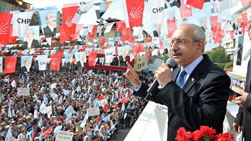 Türkiyeye muhalefet partisi