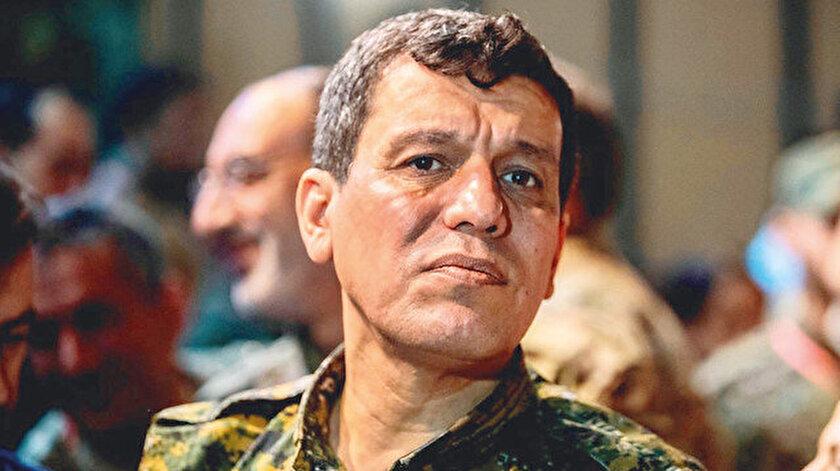PKK/YPG elebaşı Ferhat Abdi Şahin