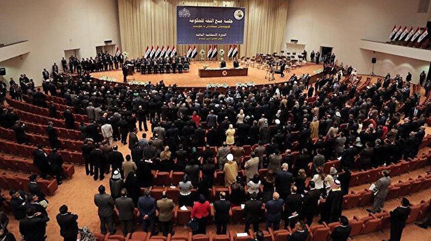 Irak Meclisi, ABD askerlerinin ülkeden çıkarılması için hükümete yetki verdi.