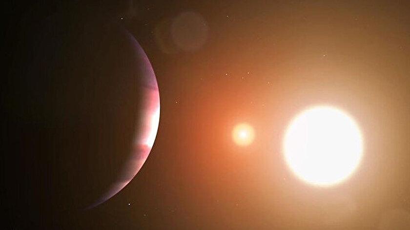 Geçiş Halindeki Öte Gezegen Araştırma Uydusu iki yıldızlı bir gezegen keşfetti