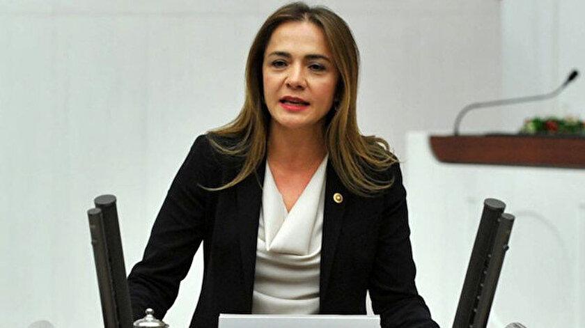 CHP İstanbul Milletvekili ve CHP Genel Başkan Yardımcısı Gamze Akkuş İlgezdi.