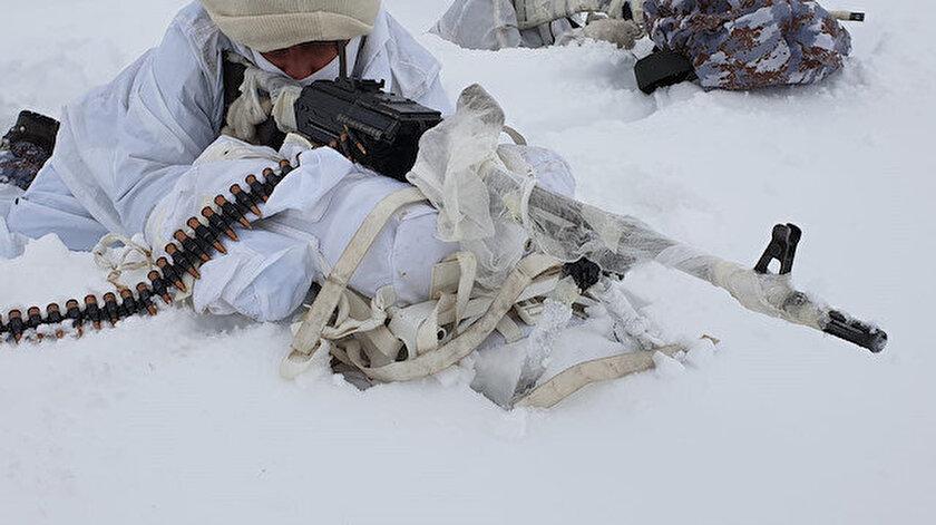 Kapan-3 Kavaklı operasyonuna 825 güvenlik görevlisi katılıyor.