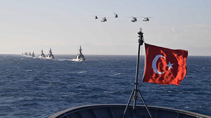 Doğu Akdeniz'de üstünlük artık Türkiye'de