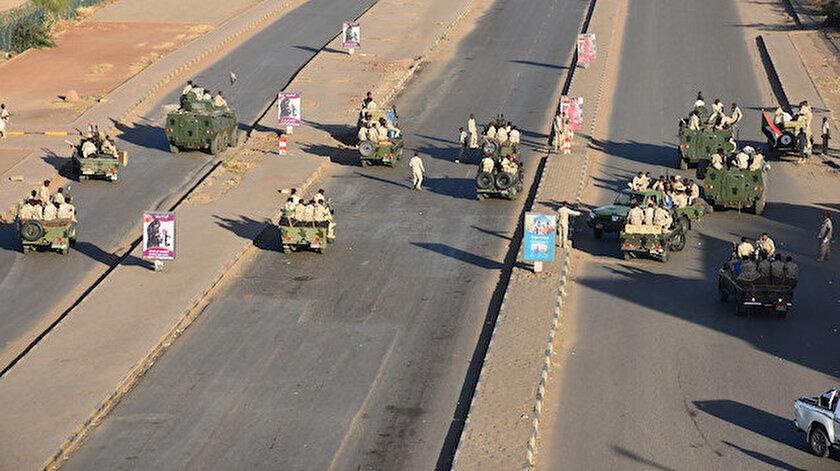 Sudan'da yakalanan istihbaratçılar