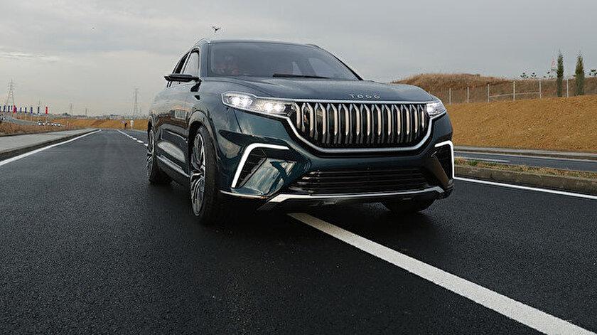 Yüzde 100 elektrikli yerli otomobilin SUV modeli 2022 yılında satışa çıkarak yollarda yerini alacak.