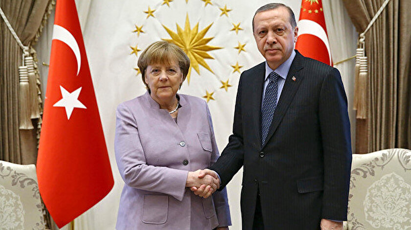 Merkel - Erdoğan