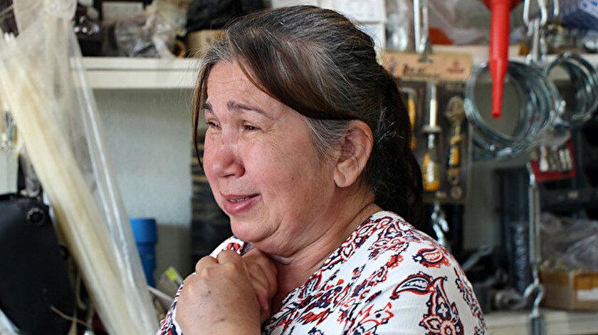 Acılı anne Ayla Acar kemik tarama cihazıyla bölgenin taranması ve artık Ağva Deresi'nden ümitlerini kesmek istediklerini söylüyor.