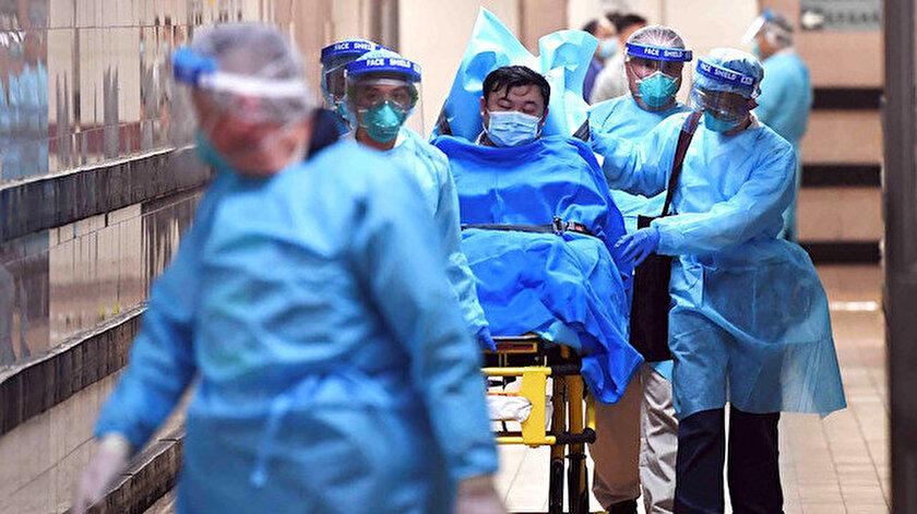 Yeni koronavirüs ilk olarak Hubey eyaletine bağlı Vuhan kentinde 12 Aralık'ta tespit edilmişti.