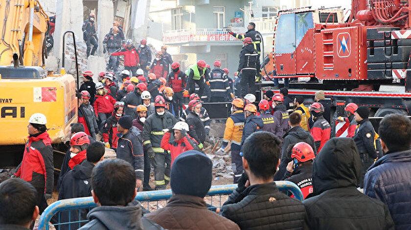Deprem anında iletişim sorunu yaşanmaması için ortak hat için çalışma yapıldığını bildirdi.
