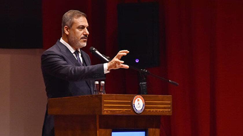 MİT Başkanı Hakan Fidan