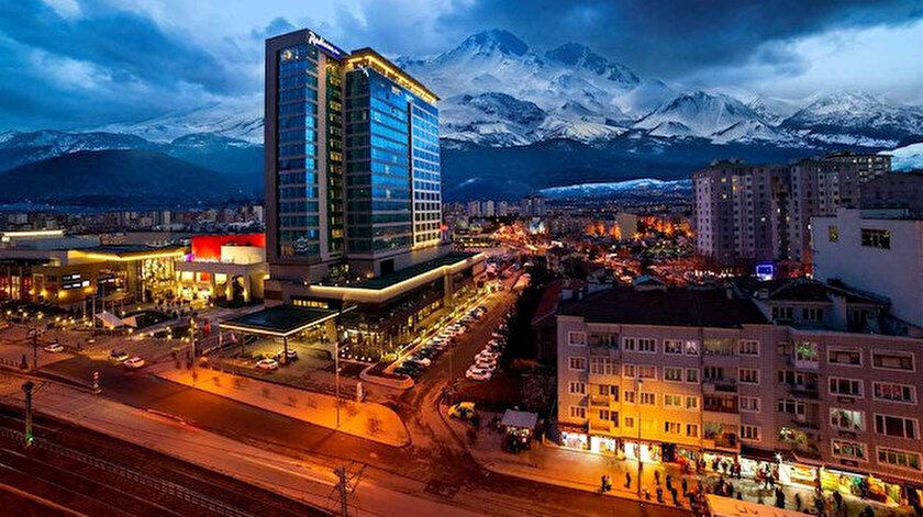 Radisson Blu Hotel Kayseri.